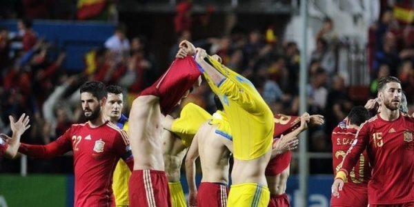 Ini Dia Link Live Streaming Spanyol vs Ukraina Uefa Nations League 2020 Liga 4 Grup D