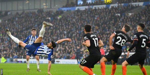Jadwal Liga Inggris 2020: Prediksi Brighton vs Chelsea, Ujian Pertama Lampard