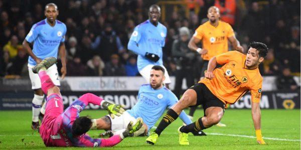 Jadwal Liga Inggris 2020 Prediksi Wolverhampton vs Manchester City, Minus Aguero