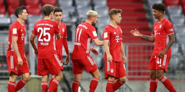 Link Live Online Streaming Bayern Munchen vs Sevilla, Uefa Super Cup 2020