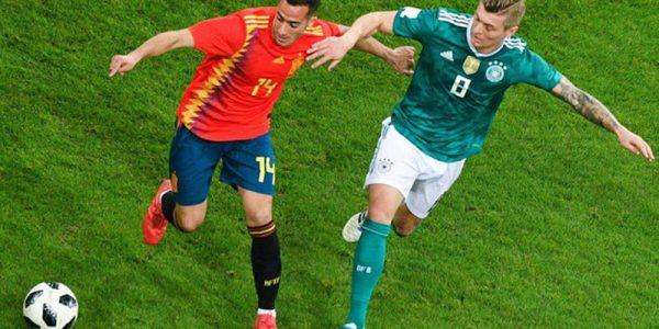 Link Live Streaming Jerman vs Spanyol Grup 4 Liga A Uefa Nations League 2020