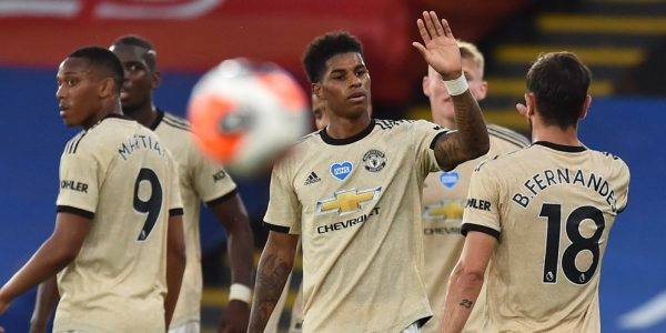 Link Online Streaming Manchester United vs Crystal Palace, Live Mola TV Pukul 23.30 WIB