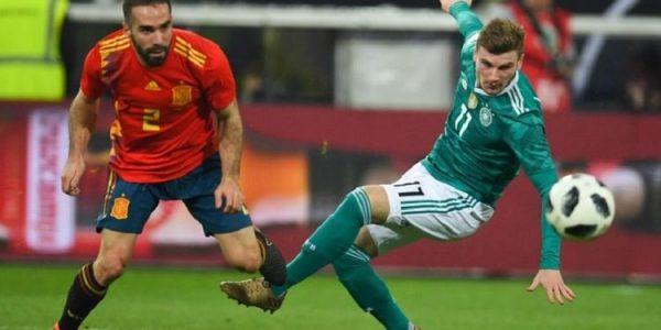 Link Streaming & Prediksi Jerman vs Spanyol Uefa Nations League 2020