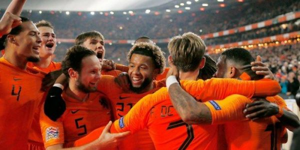 Link Streaming Timnas Belanda vs Polandia Grup 1 Uefa Nations League 2020