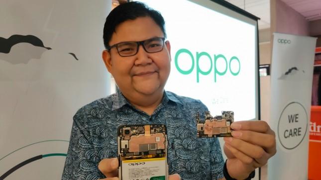 OPPO Siapkan Gadget Model Baru di Kuartal IV 2020