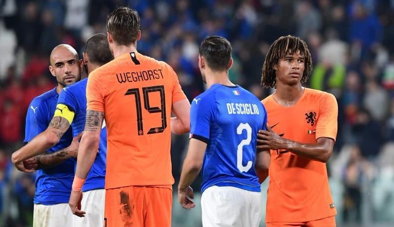Prediksi & Link Live Online Streaming Timnas Belanda vs Italia Uefa Nations League 2020 Hari Ini