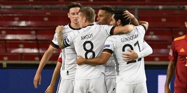 Prediksi & Link Live Streaming Swiss vs Jerman Uefa Nations League 2020