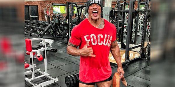 The Rock alias Dwayne Johnson (Foto: Instagram-@therock)