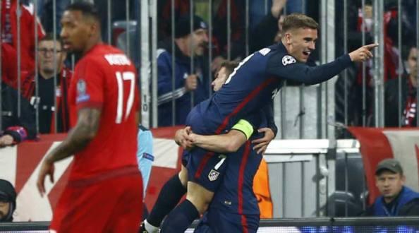 2 Link Live Online Streaming Bayern Munchen vs Atletico Madrid Kick Off 02.00 WIB