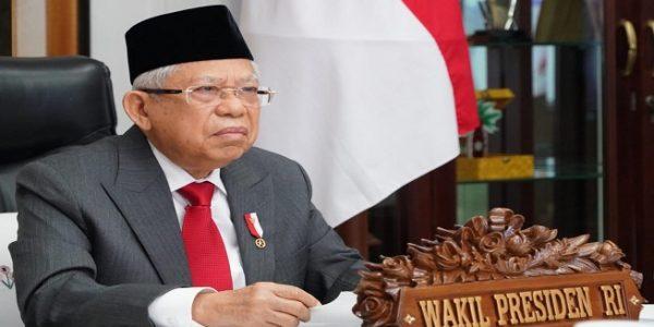 Wakil Presiden Maruf Amin (Foto: setneg.go.id)
