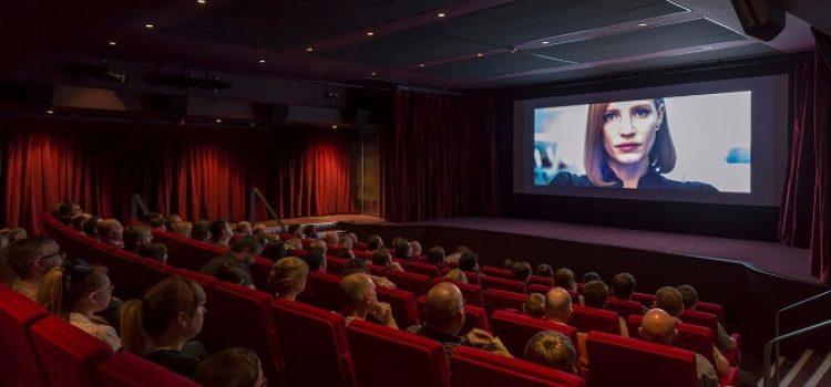Ilustrasi bioskop (Dok. Istimewa)