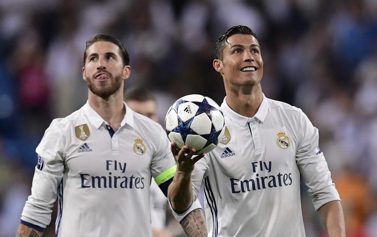 Dikabarkan Musuhan, Ini Dia Foto Sergio Ramos dan Ronaldo Seusai Laga Spanyol vs Portugal