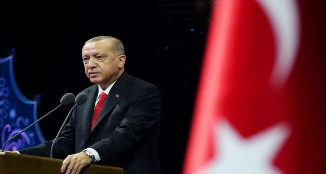 Presiden Turki Recep Tayyip Erdogan (Foto: Aljazeera/Reuters)