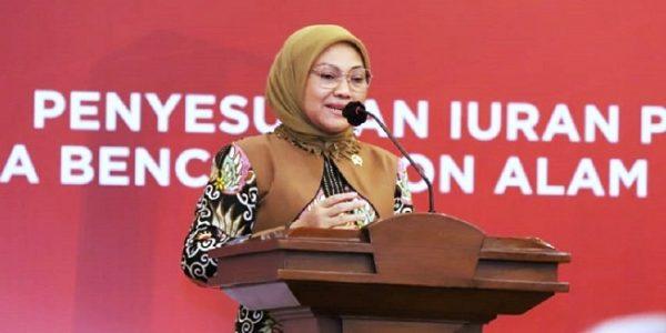 Menteri Ketenagakerjaan (Menaker) Ida Fauziyah (Dok. Istimewa)
