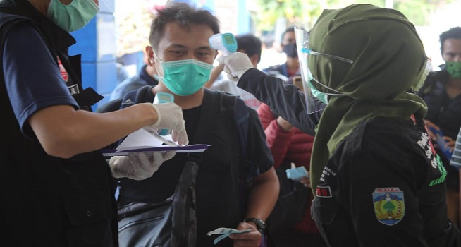 Objek wisata Karimunjawa di Kabupaten Jepara kembali dibuka terbatas mulai Jumat (16/10/2020) (Dok. Istimewa/jatengprov.go.id)