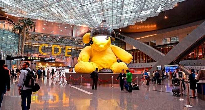 Bandara Doha, Qatar (doha-airport.com)