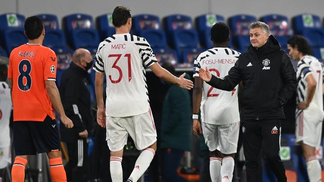 2 Link Live Online Streaming Manchester United vs Istanbul Basaksehir