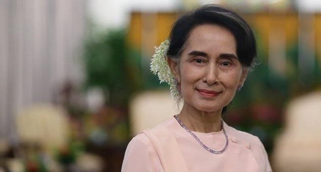 Aung San Suu Kyi (Foto: BBC/Getty Images)