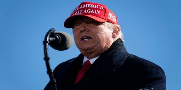 Donald Trump (Foto: The Sun/AP:Associated Press)