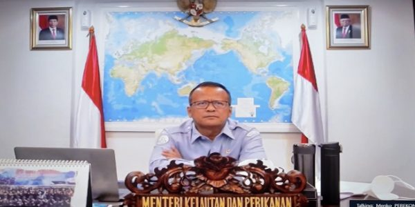 Menteri Kelautan dan Perikanan Edhy Prabowo (Foto: Humas/Ibrahim/setkab.go.id)