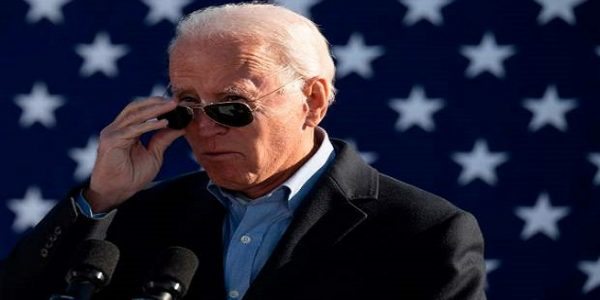 Joe Biden (Foto: The Sun/AFP or licensors)