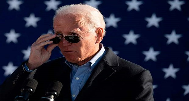 Joe Biden (Foto: The Sun/AFP or licensors)