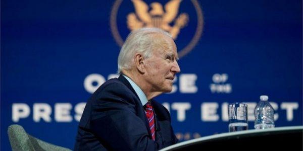 Joe Biden akan menjadi Presiden ke-46 AS (Foto: BBC/Reuters)