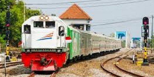 Ilustrasi kereta api (Foto: kai.id)