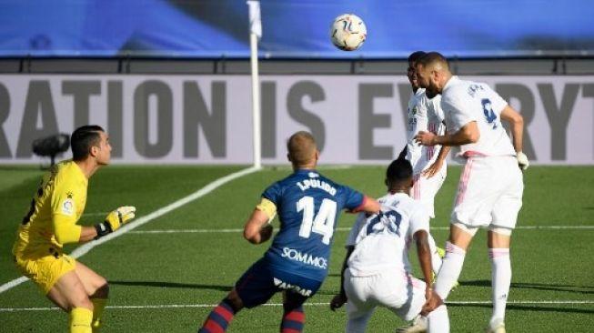 Link Live Streaming Real Madrid vs Inter Milan Grup B Liga Champions 2020