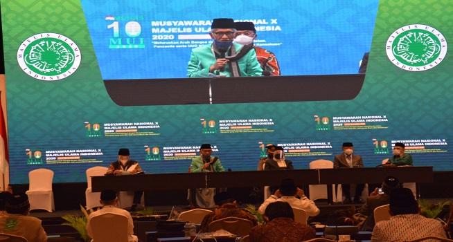 Musyawarah Nasional Majelis Ulama Indonesia (Munas MUI). (Foto: mui.or.id)