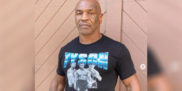 Mike Tyson (Foto: Instagram)