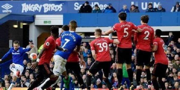 Prediksi & Link Live Online Streaming Everton vs Manchester United, Sabtu 7 November 2020