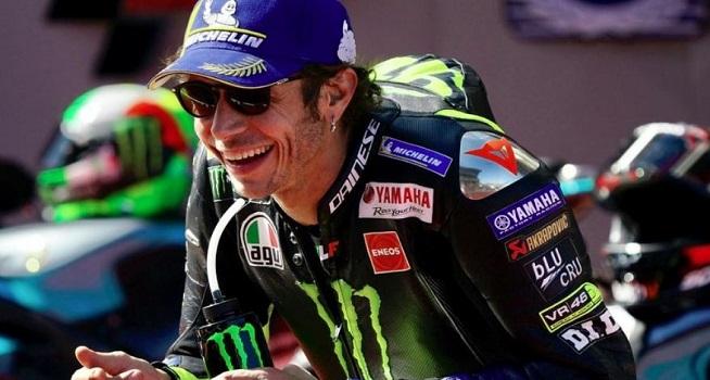 Pembalap Monster Energy Yamaha, Valentino Rossi (Foto: motogp.com)