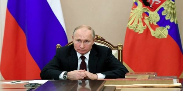 Presiden Rusia Vladimir Putin (Foto: Aljazeera/Reuters)