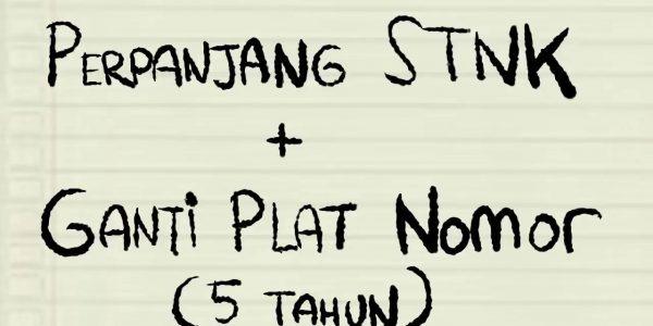 Cara Ganti Plat 5 Tahunan di Bandung