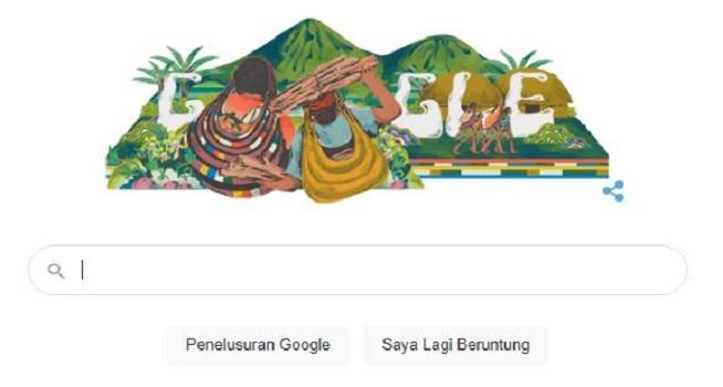 Google Doodle Noken