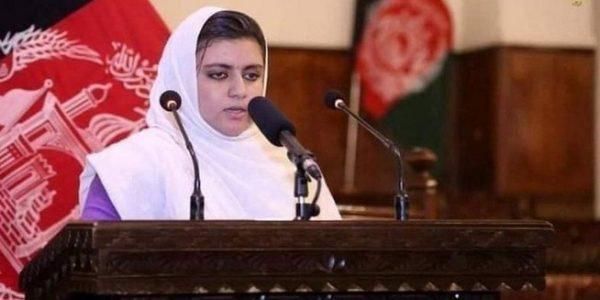 Malala Maiwand, jurnalis korban pembunuhan (Foto: BBC/Presidential Palace)