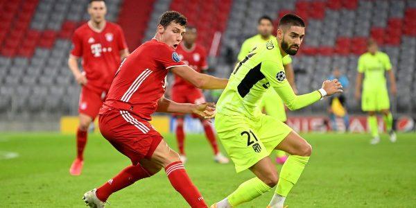 Link Live Online Streaming Atletico Madrid vs Bayern Munchen via Twitter