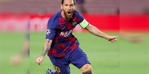 Lionel Messi (Foto: Instagram-@leomessi)