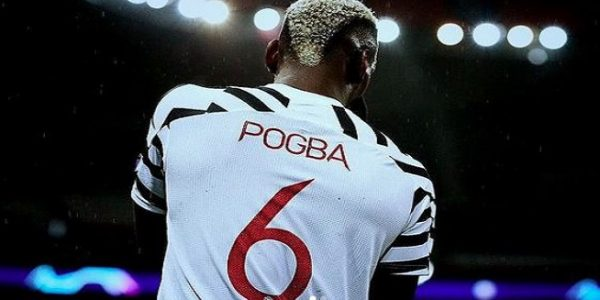 Paul Pogba (Foto: Instagram-@paulpogba)
