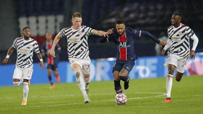 Prediksi Manchester United vs PSG Jadwal Liga Champions 2020, Misi Wajib Menang Le Parisien
