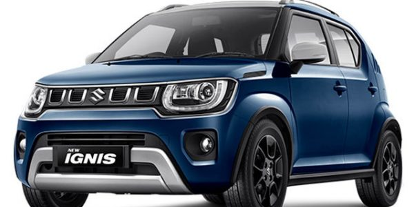 Suzuki Ignis Raih Marketeers Youth Choice Brands of the Year 2020