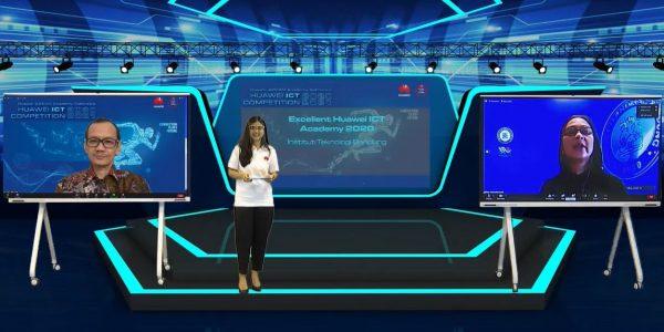 UNPAD, UMN dan ITB Juarai Huawei ICT Competition Tingkat Nasional 2020