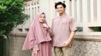 Pasangan Dinda Hauw dan Rey Mbayang (Foto: Instagram @dindahw)