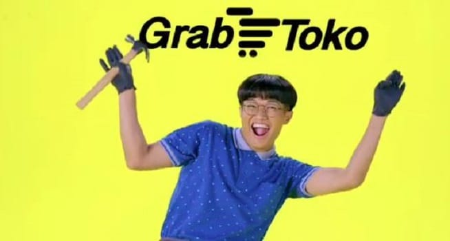 Grab Toko (Dok. Instagram @grabtokoid)