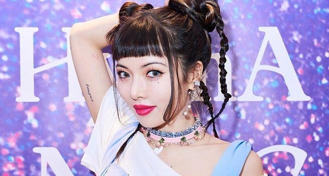 HyunA (Foto: Soompi)
