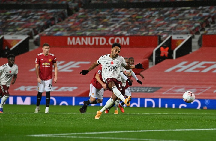 Link Live Online Streaming Arsenal vs Manchester United, Tak Sepanas 10 Tahun Yang Lalu