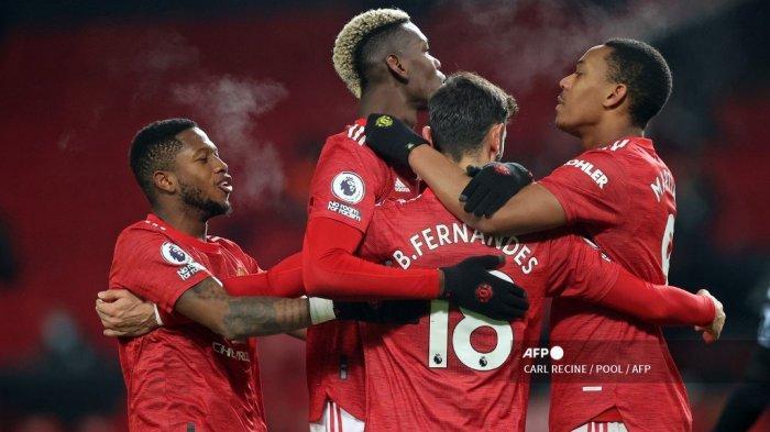 Link Live Streaming Manchester United vs Watford, Piala FA 2020