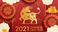 20+ Ucapan atau Kata-Kata Mutiara Bahasa Inggris, Indonesia dan China, Tahun Baru Imlek Tahun 2021