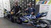 Avintia memperkenalkan tim anyarnya untuk MotoGP 2021, Jumat (05/02/2021). (Foto: Motorsport/Sky Sports)